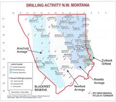 Montana On The Map by International Frontier Resources Corporation News Releases