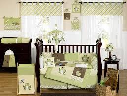 chambre enfant verte chambre bébé et vert décoration chambre enfant
