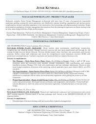 Mechanical Supervisor Resume Sample by Surprising Plant Supervisor Resume 48 On Sample Of Resume With