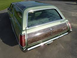 green station wagon with wood paneling hemmings find of the day u2013 1971 oldsmobile vista cru hemmings daily