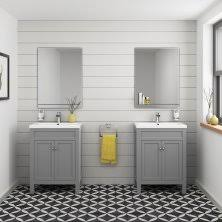 bathroom vanity units corner bathroom vanities soak com