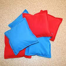 instructions on how to make a bean bag