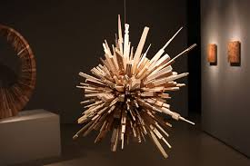 scrap wood sculpture cityscape sculptures carved from scrap wood twistedsifter