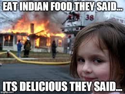 Indian Girl Memes - disaster girl meme imgflip
