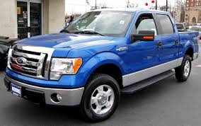 2009 ford f 150 information and photos zombiedrive