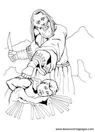 coloring page abraham and sarah isaac is born coloring pages darach info