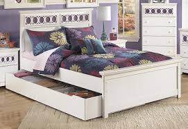 Queen Bed With Twin Trundle Pippa Full Size Trundle Bed