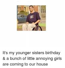 Memes About Sisters - 40 birthday memes for sister wishesgreeting