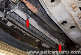 volvo v70 radiator replacement 1998 2007 pelican parts diy