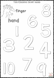Spider Worksheets Funny Miss Valérie Numbers
