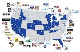 Dma Map Our Reporters Are Everywhere The E W Scripps Company
