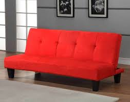 Klik Klak Sofa Bed Futon Microfiber Klik Klak Sofa Futon Bed Sofa With