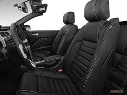 2014 Black Ford Mustang 2014 Ford Mustang Prices Reviews And Pictures U S News U0026 World