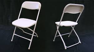 rental folding chairs standard white folding chair rental iowa city cedar rapids ia