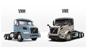 volvo semi models the future of regional haul is here with the volvo vnr truck