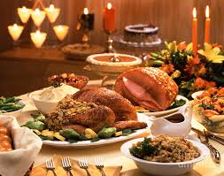 your family members as thanksgiving food