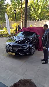 renault samsung sm6 renault u0027s talisman launched in iran financial tribune