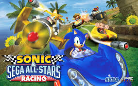 sonic sega all racing apk sega all racing