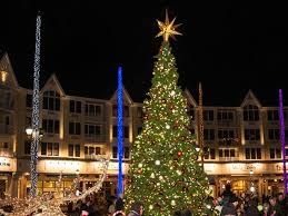 long branch tree lighting long branch lights up for the holiday