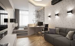 Smart Interior Design Ideas Small Smart Studios With Slick Simple Designs