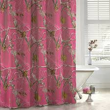 best pink camo shower curtain designs for the bathroom u2013 best pink