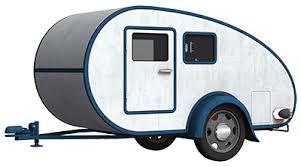 Teardrop Camper With Bathroom Teardrop Trailer Basics Tiny Living On The Go