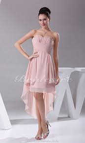 a linie herzausschnitt knielang chiffon brautjungfernkleid mit kreuz gefaltet p538 bridesire abschlusskleider 2017 kleider für abschlussfeier und