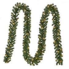garland indoor outdoor wreaths garland