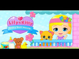 Doll House Decoration Android Apps by Lily U0026 Kitty Baby House Full Android Apps On Google Play