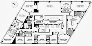 time warner center floor plan 75 million dollar nyc penthouse see this house nbaynadamas