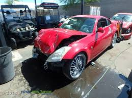 nissan 350z used parts for sale used nissan 350z parts