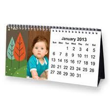 Desk Calendar Custom Custom Desk Calendar 5 Shipped My Frugal Adventures