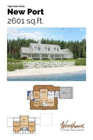 Traditional Cape Cod House Plans 32 Best Floor Plans Images On Pinterest Timber Frames Post And