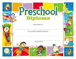 preschool certificates preschool certificates diplomas t17003 school library book suppliers