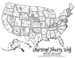 13 Colonies Blank Map by Last Year U0027s Usa Floral Coloring Map Was A Big Hit With Everyone