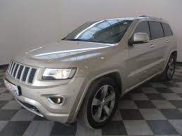 overland jeep grand cherokee used jeep grand cherokee 3 0l v6 crd overland a t for sale