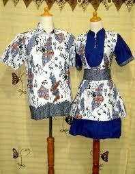 20 gambar desain baju batik remaja terpopuler i this