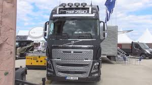 volvo highway tractor volvo fh16 750 tractor truck 2016 exterior and interior in 3d