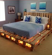 costruire letto giapponese 8 esempi di letto realizzati col pallet c 礙 anche un su