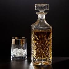 Crystal Comfort Liqueur Opera 7 Piece Crystal Whiskey Set Free Shipping Today