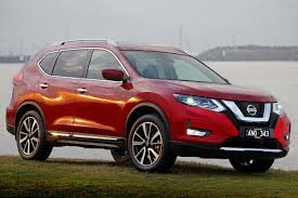 red nissan 2017 nissan x trail st 2017 review snapshot carsguide