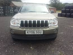 jeep grand cherokee crd ltd 3 litre auto turbo diesel in