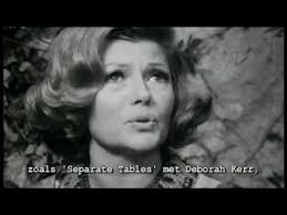 Separate Tables Film Rita Hayworth Interview 1967 Youtube