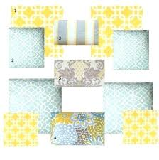 gray and yellow color schemes turquoise gray and yellow bedroom crib rag quilt gender neutral crib