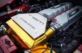 Audi R8 Turbo - building a twin turbo wide body 2011 audi r8