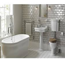 This Old House Bathroom Ideas White Bathroom With Vanities Decor Design And Interior