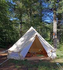 100 platform tents scout camp u201357 acres sleeps 170 two