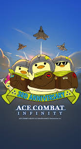 infinity wallpaper image ace combat infinity 3rd anniversary wallpaper 1242x2280