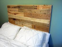 Headboard Made From Pallets Incredible Diy Queen Headboard Diy Queen Size Pallet Headboard 101