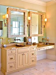 Vintage Bathroom Design Bedroom Design Vintage Bathroom Mirror Lighting Double Wooden